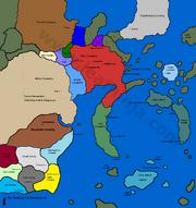 World Map Version 4