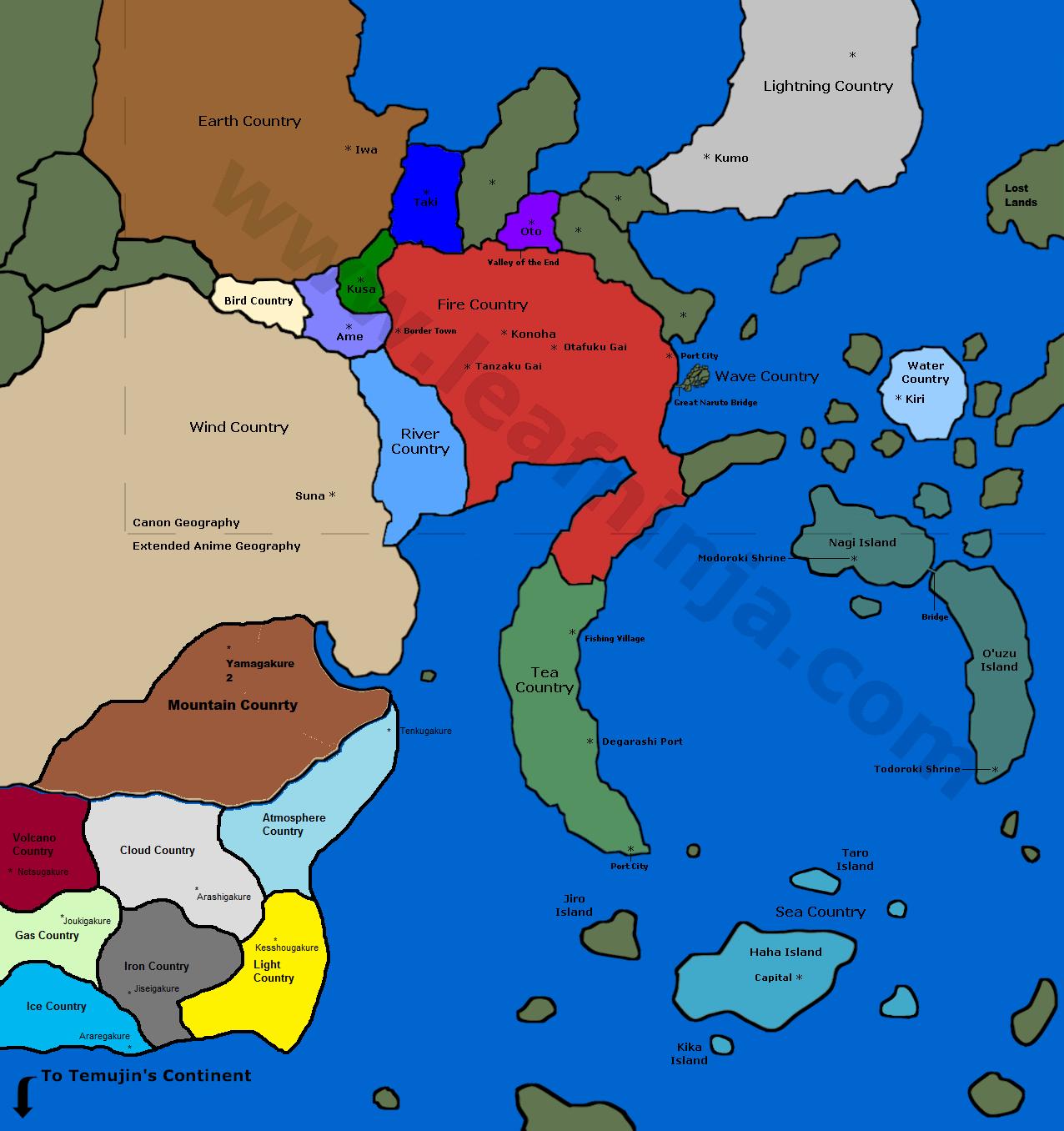 Image world map version 4g dragon ball af fanon wiki fandom world map version 4g gumiabroncs Gallery