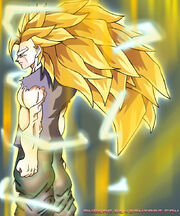 Super Saiyan 3 Angers by angers
