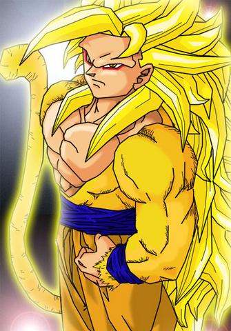File:Goku SSJ5 by madziax.png