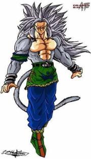 image super saiyan 5 goku jpg dragon ball af fanon wiki fandom