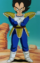 VegetaVsGokuFirstFightEarth