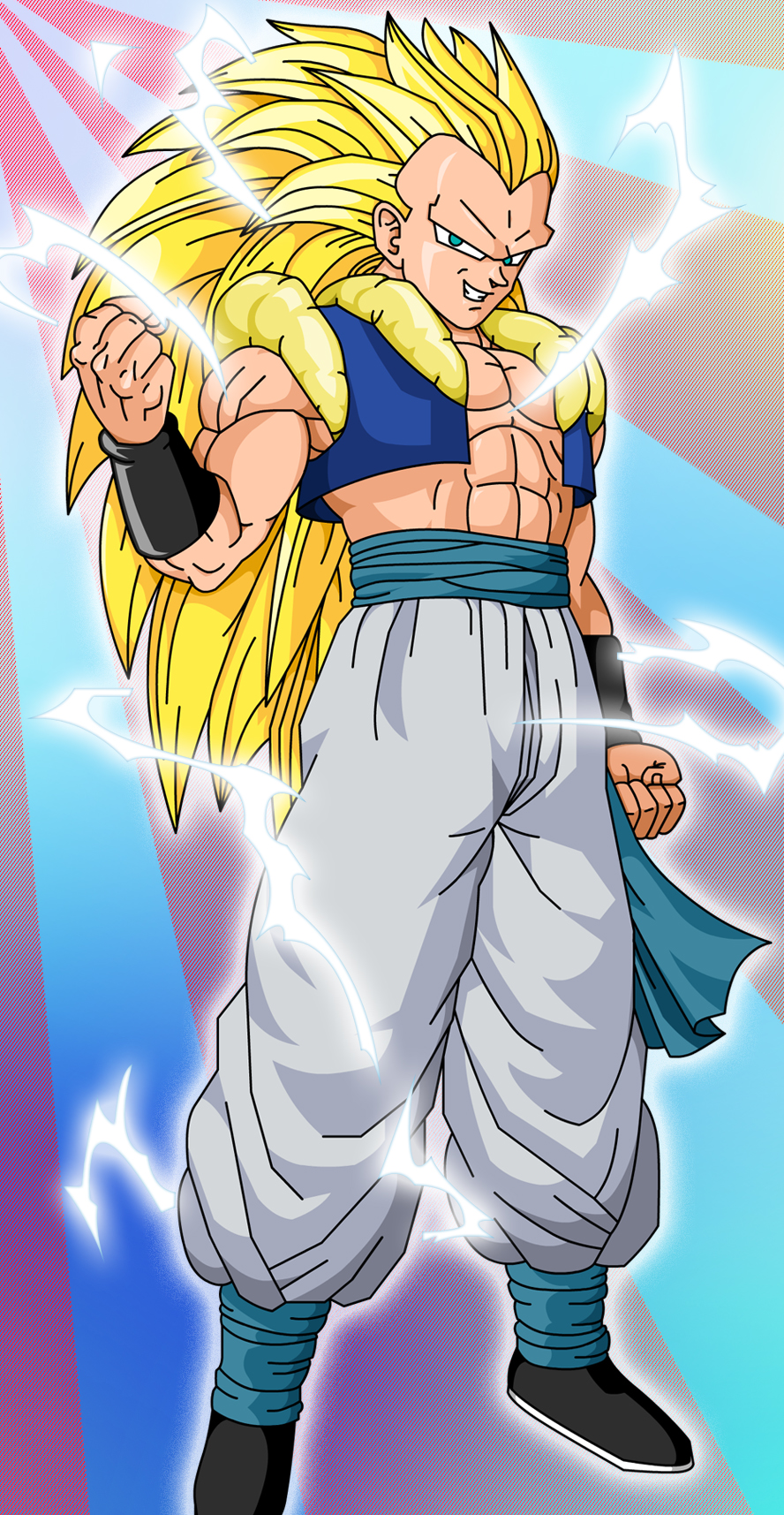 Super saiyan 3 dragon ball af fanon wiki fandom powered by wikia super saiyan 3 thecheapjerseys Image collections