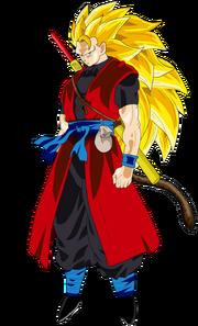 Goku -super saiyan 3 daspvti