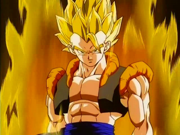 Gogeta | Dragon ball blue Wiki | FANDOM powered by Wikia