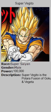 Super Vegetto