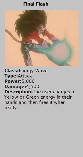 Card Final Flash