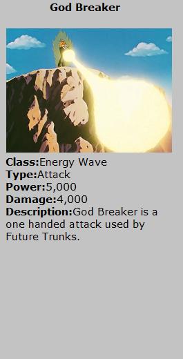 Card God Breaker