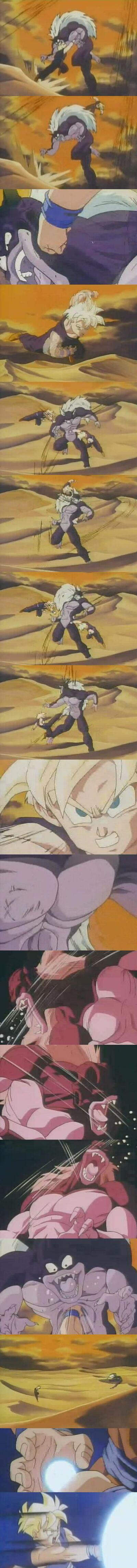 Gohan Teen Super Saiyan super 25