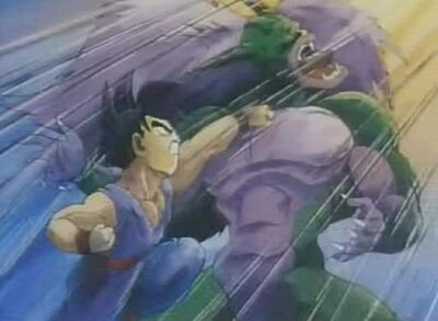 Gohan Teen Super Saiyan super 24