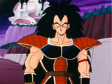 What did you like about Raditz?