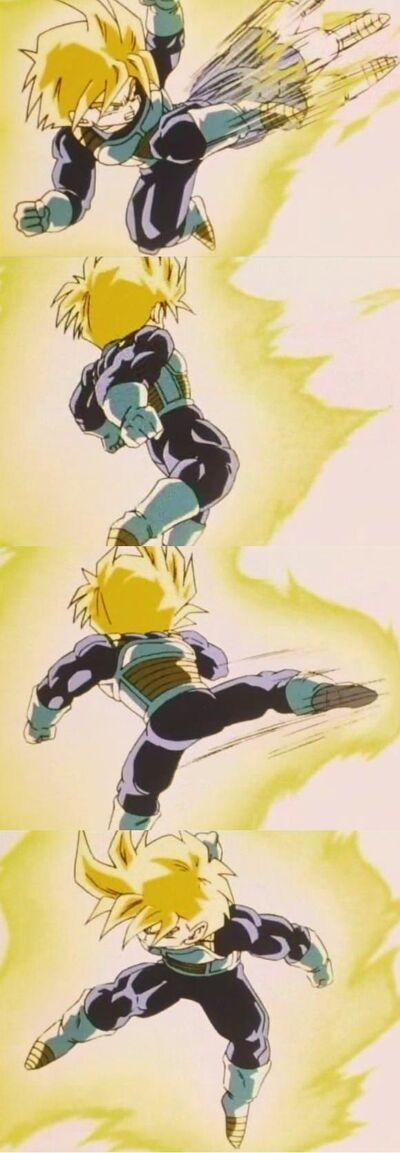 Gohan Teen Super Saiyan super 7