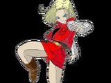 Dance Fighter 18