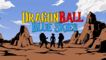 DragonBall Blue Skies Title Scene