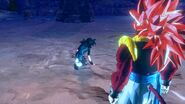 Defeated By Gogeta