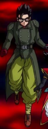 Xeno Gohan anime