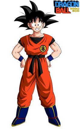 Goku(Teenager)