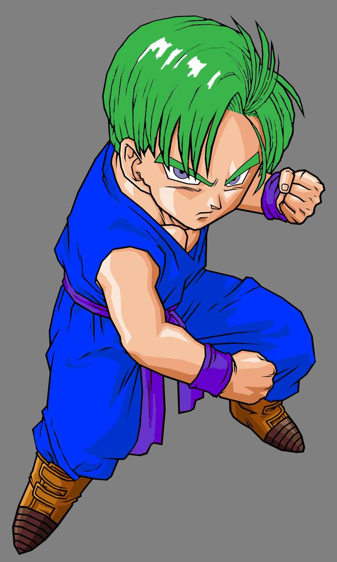 boxer dbz