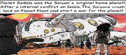 SaiyansonPlanetPlanetDBSF