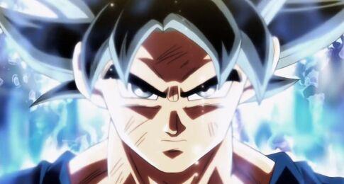 Goku consigue el Ultra instinto (DBGSM2)
