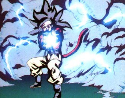 Kamehameha x1000 (Goku)