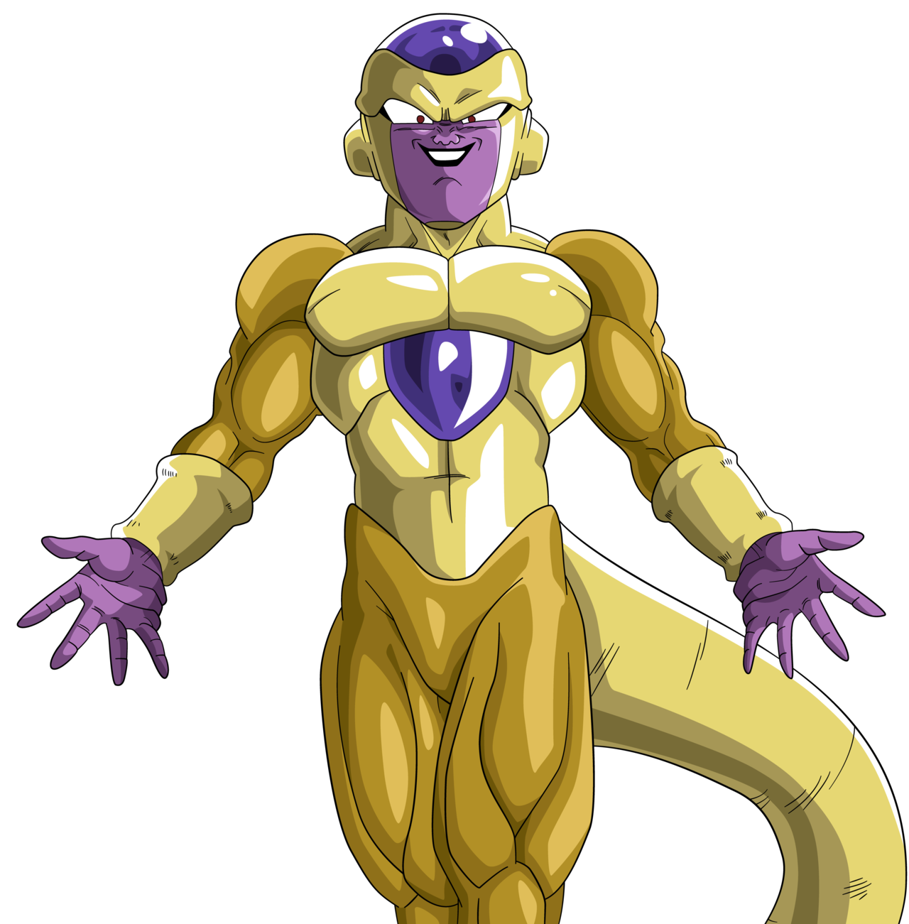 Image - Golden frieza dragonball heroes by rayzorblade189-d8ulie9.png | Dragonball Fanon Wiki