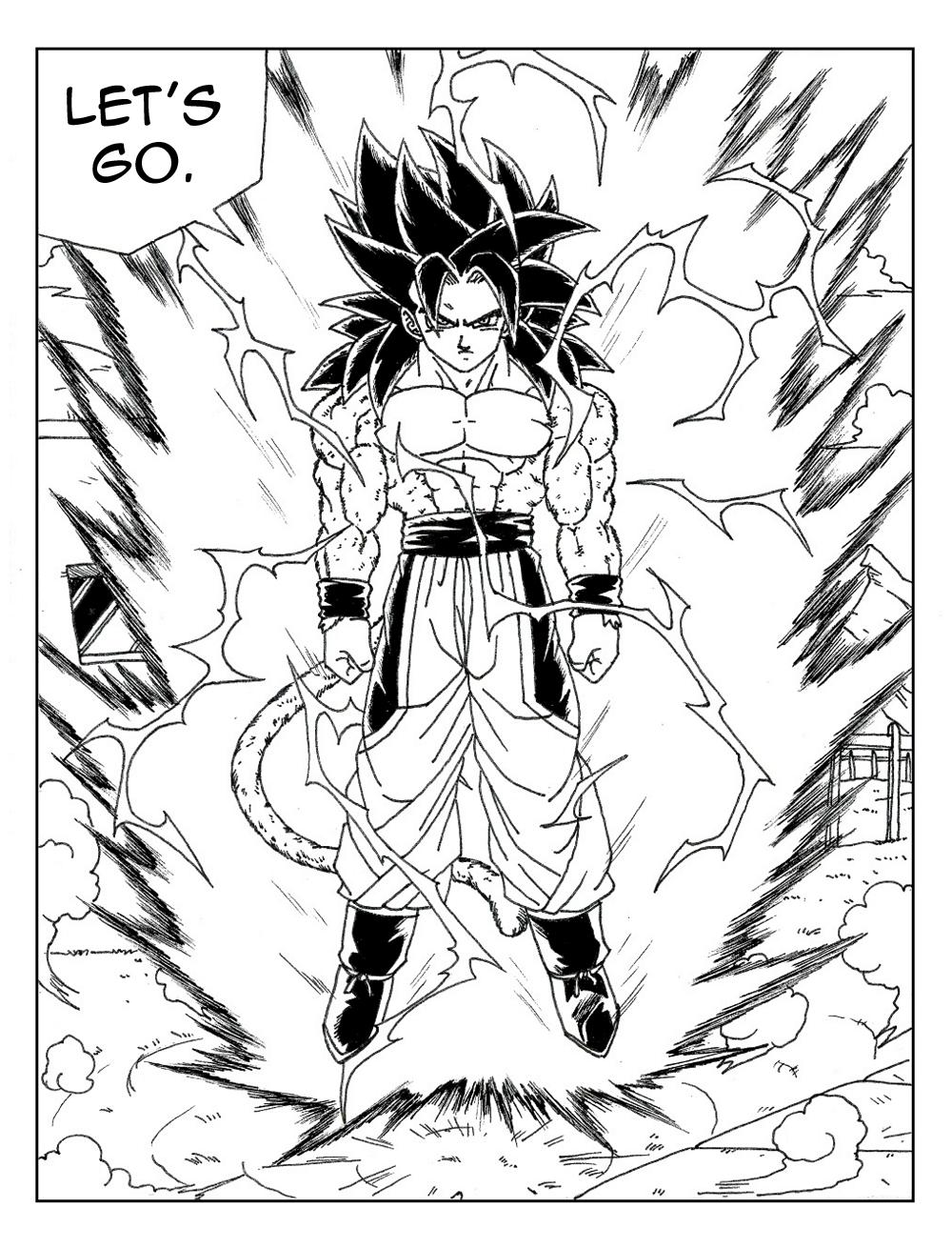 Goku (DBNA) | Dragonball Fanon Wiki | FANDOM powered by Wikia