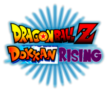 Dragon Ball Z Dokkan Rising logo