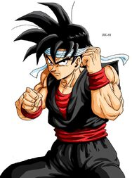 Goten in later chapters
