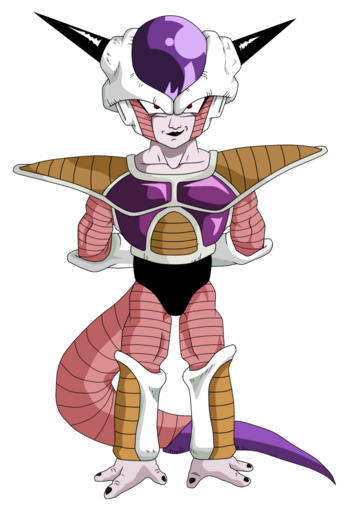 Frieza color by ruokdbz98-d32l2x9