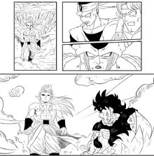 Heiwa Defeats Goku