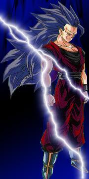 Super Saiyan 9 Goku (Xz)
