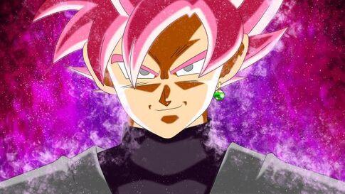 Goku SSJ Rose (DBGSM2)