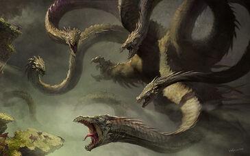 MASSIVE Hydra