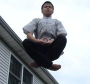 HZ levitating