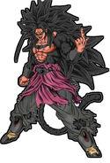 Brudikai ssj4 of the black dragon3