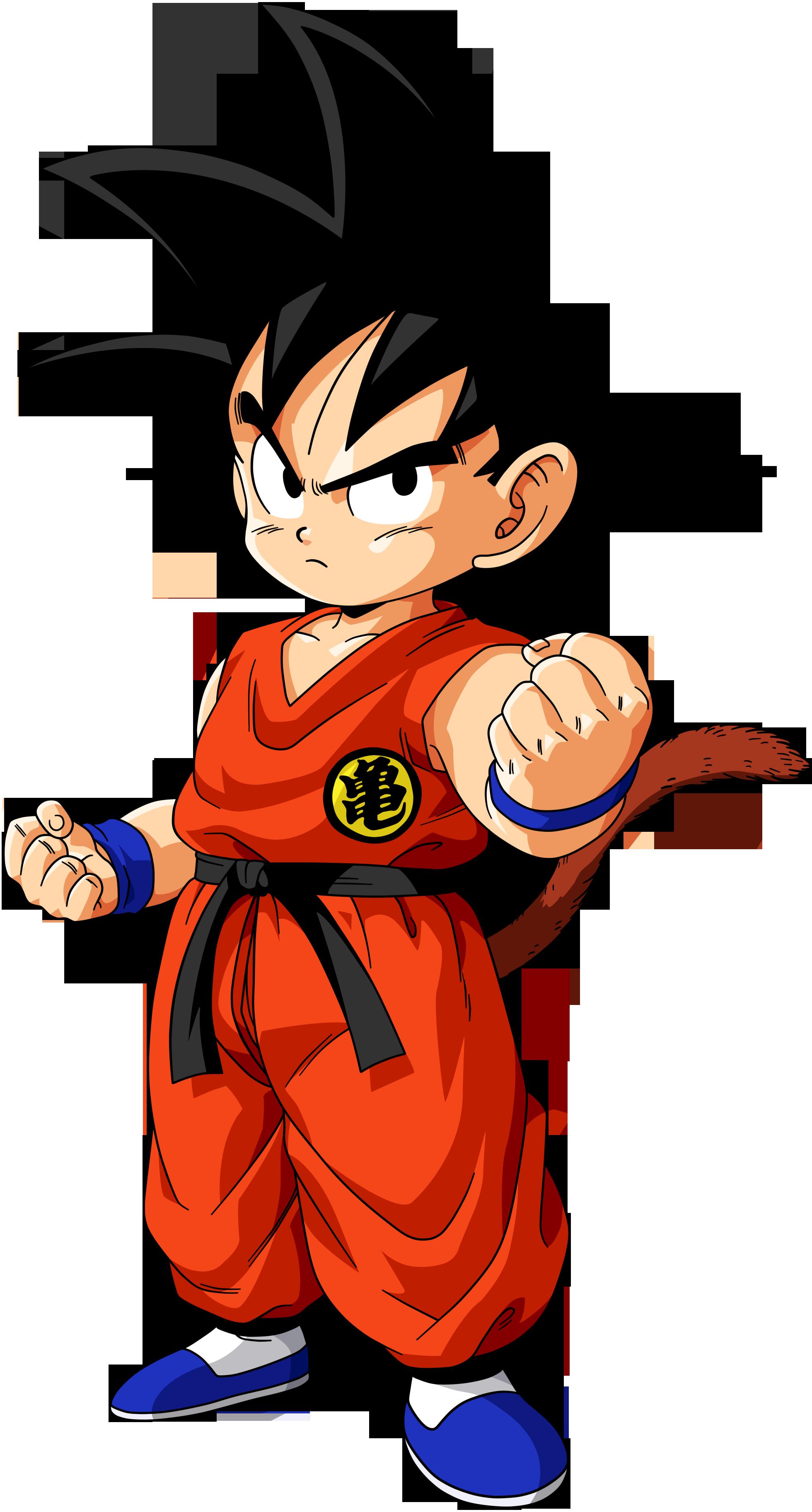 Goku dbu dragon ball fanon wiki fandom powered by wikia for Cuartos decorados de dragon ball z