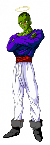 Pikkon weighted removed