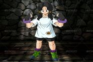 Videl imprisoned