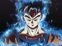 Ultra Instinct Future Gohan