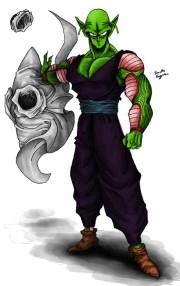 Piccolo the Super Namek