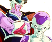 Freeza and King Cold