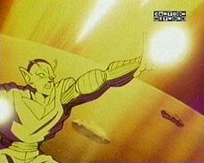 Piccolo uses Guided Scatter Shot