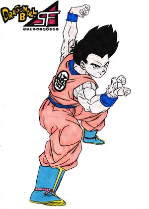 Son Goten (Dragon Ball SF)