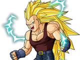 Saga Evil Goku