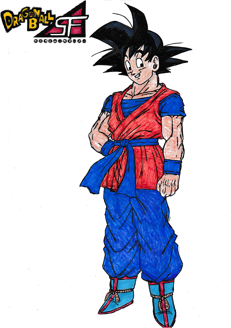 f654166f2946 Goku (Nikon23's Extended Universe) | Dragonball Fanon Wiki | FANDOM ...
