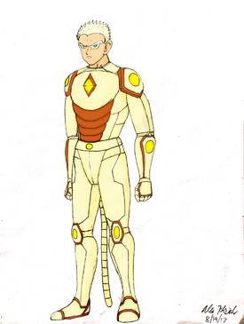 Super Saiyan Cuber