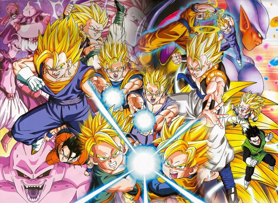 ALL STAR The Poster For Dragon Ball