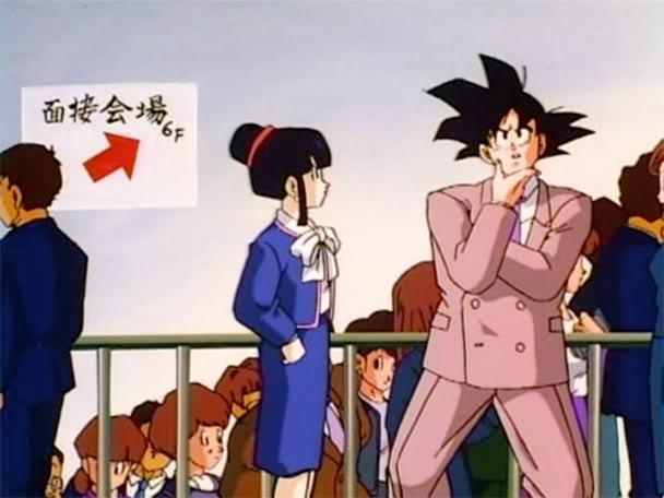Goku and chichi sex stories