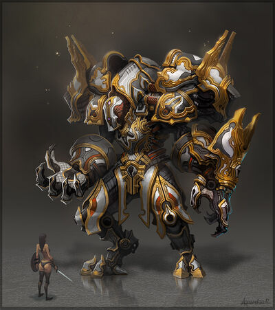 Concept robo by armandeo64-d57tx0k